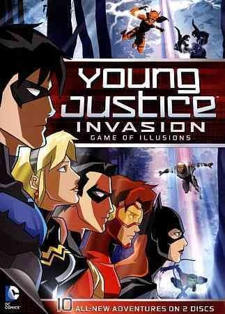 young justice season 2 part 2 - 3