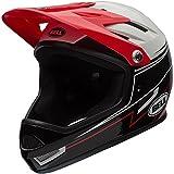 Bell Sanction Helmet Large Graphite/Red Line Up