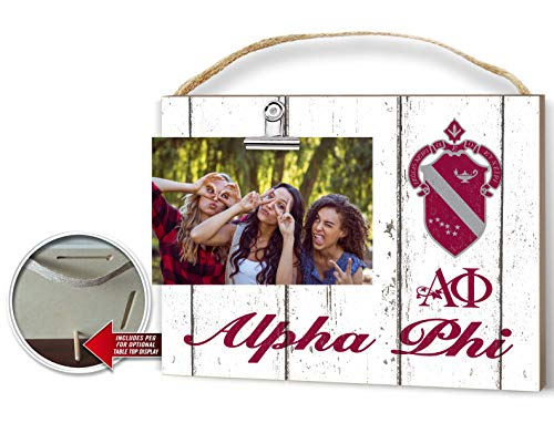 Sorority Clip-It Photo Frame (Alpha Phi) ()