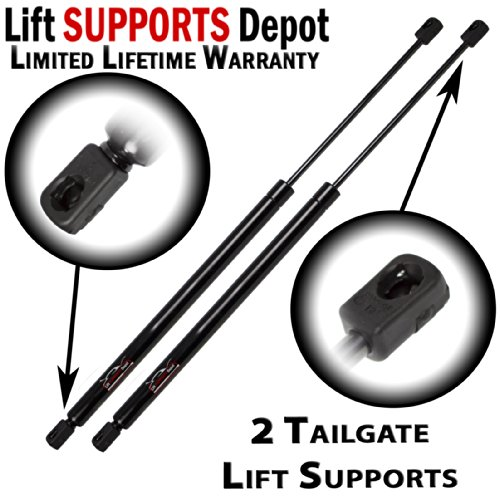 Qty (2) Ford Focus , Mazda 6 , 2000 To 2007 Wagon Tailgate Lift Supports, Struts, Shocks