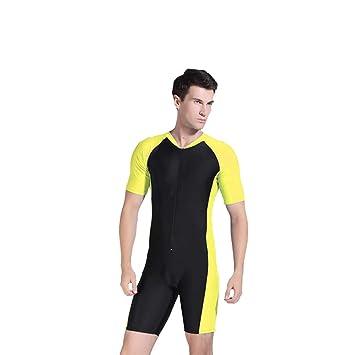 Buolo-Wetsuit Trajes de Neopreno térmicos Cortos para Hombre ...