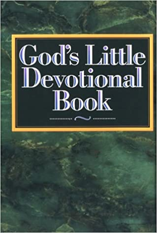 God's Little Devotional Book: Honor Books: 9781562920968