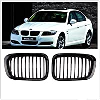 Front Replacement Black Kidney Grille Grill For BMW 1998-2001 3 Series