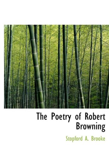 The Poetry of Robert Browning PDF