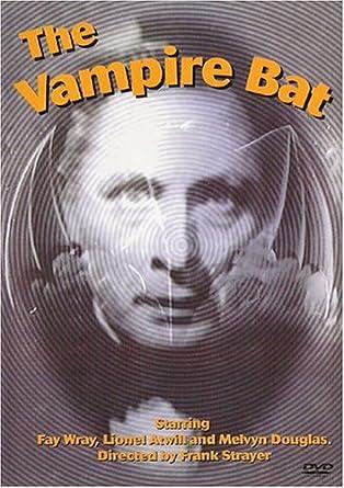 Amazoncom The Vampire Bat Melvin Douglas Fay Wray Movies Tv
