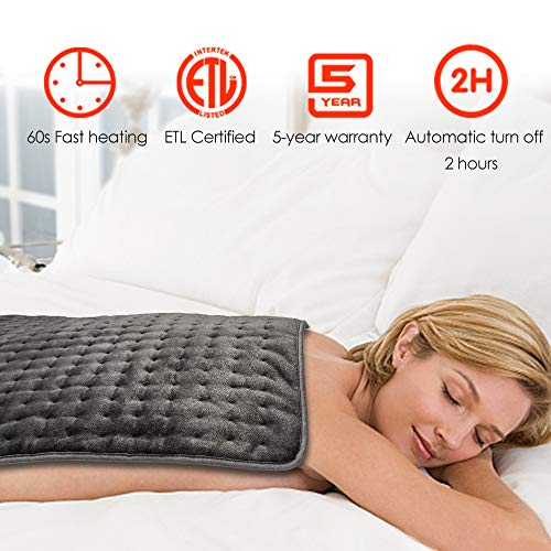 Buy heating pad for back pain
