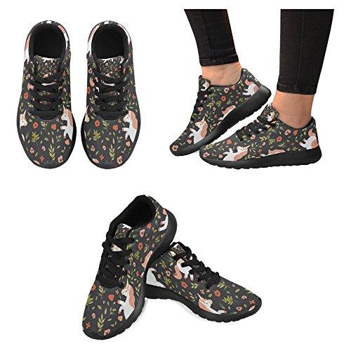 Interessante Womens Da Jogging Da Corsa Sneaker Leggero Go Easy Walking Casual Sport Da Corsa Scarpe Da Corsa Multi 13