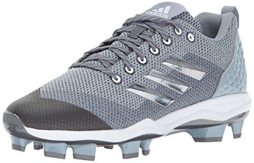 fa706aa6932 Galleon - Adidas Performance Men s Poweralley 5 Tpu Baseball Shoe ...