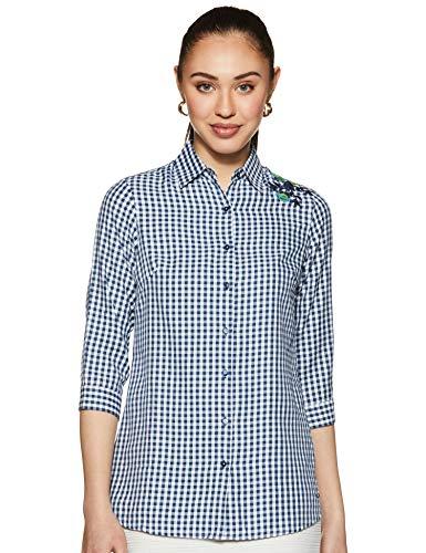 Park Avenue Women Women's Slim fit Shirt