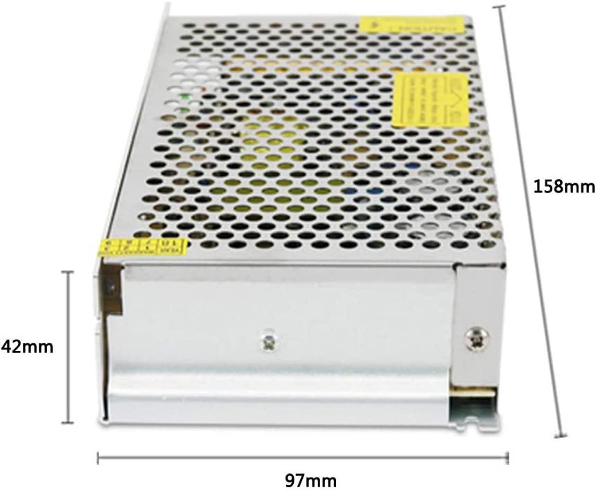 Switching Power Supply AC 110V//220V to DC 18V 5A 90W Power adapter Transformer