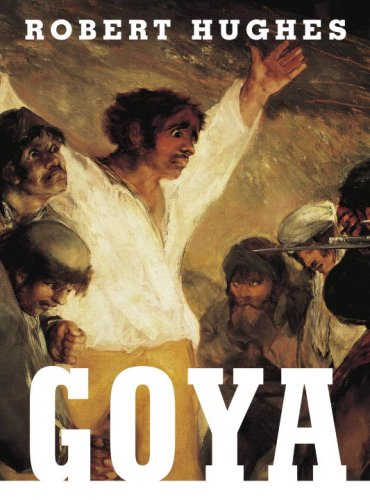 Book cover for Goya