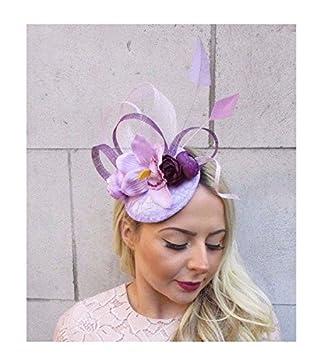 spécial chaussure nouveau sélection vente à bas prix Starcrossed Boutique Lilas clair Violet Prune Fleur de plume ...