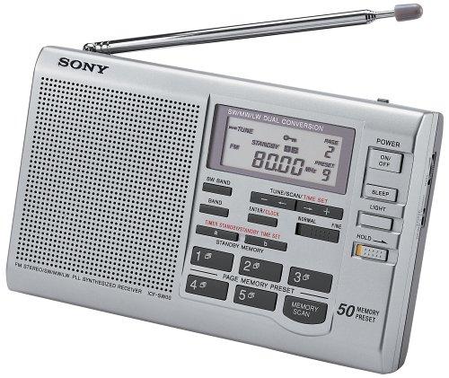正式的 SONY FM/SW/MW/LW ワールドバンド短波ラジオICF-SW35(JEW)   B00009MDBZ, ベーネベーネ 3c61a46e