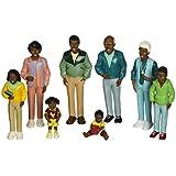 Marvel Education Co MTC-125 Marvel Education African American Family Doll Set