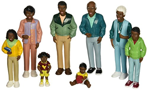 Search : Marvel Education Co MTC-125 Marvel Education African American Family Doll Set