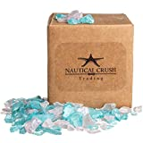 Sea Glass Chips | Colored Sea Glass Chips | Light