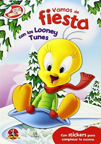 Vamos de Fiesta con los Looney Tunes (Pegalooneys)