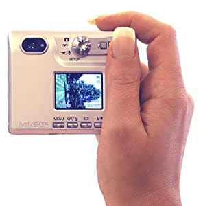 Remanufactured Minolta Dimage Xt 3.2 MP Digital Camera w/ 3x Optical Zoom