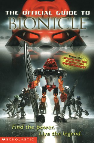 Download The Official Guide to Bionicle pdf epub
