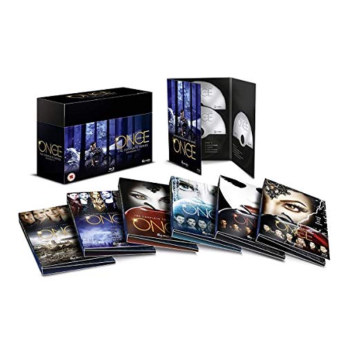 Once Upon A Time: The Complete Series - Seasons 1-7 - Blu-ray Box Set [REGION FREE]]()