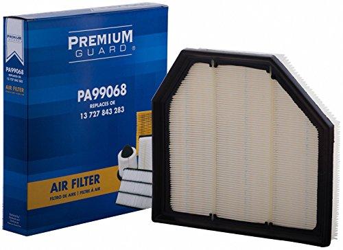 PG Air Filter PA99068 | Fits 2014-19 BMW M6 Gran Coupe, 2015-18 M3, 2015-19 M4, 2019 M2, 2012-16 M5, 2012-18 M6 ()