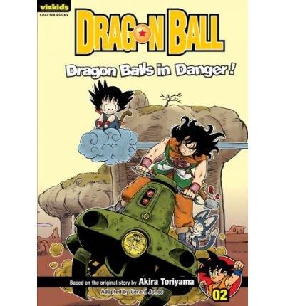 [ Dragon Balls in Danger! (Dragon Ball Chapter Books (Paperback) #02) ] By Toriyama, Akira ( Author ) [ 2009 ) [ Paperback ] pdf epub