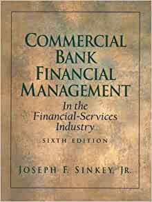 Commercial bank financial management