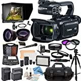 Best Bundle With HDs - Canon XA11 Compact Full HD Camcorder Advanced Bundle Review