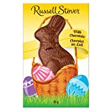 Russell Stover Easter Bunny Milk Chocolate Box, 85g