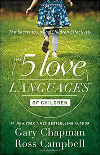 Top 5 Gary Chapman Books - Children Edition