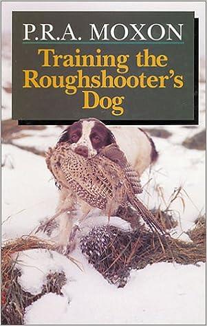 Nuovi download di ebook gratis Training the Roughshooter's Dog PDF PDB CHM 1853105015