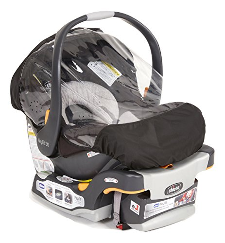 Sashas Rain and Wind Cover for Chicco KeyFit 30 Infant Car Seat
