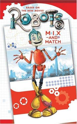 Robots: Mix-and-Match pdf