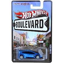 Hot Wheels 2012 Boulevard Series '12 Ford Fiesta 1:64 Scale Die-cast Vehicle by Hot Wheels