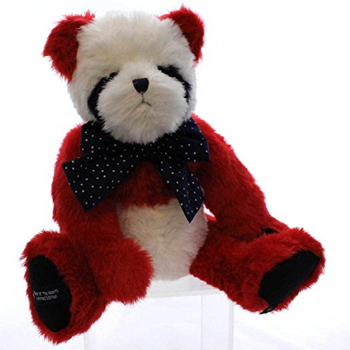 Boyds Bears Plush FRANKLIN Fabric Patriotic Exclusive Bea...