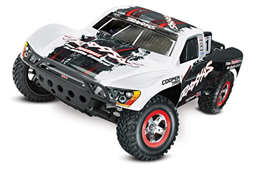 2wd Short (Traxxas Slash 1/10-Scale 2WD Short Course Racing Truck with TQ 2.4GHz Radio and OBA, White)