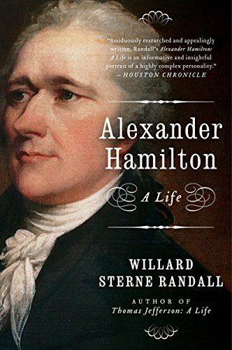 Alexander Hamilton: A Life by Willard Sterne Randall cover