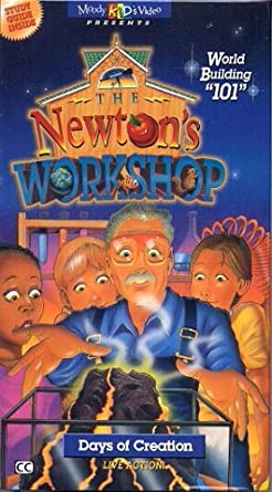 The Newtons Workshop World Building 101 Episode One Days Of Creation Live