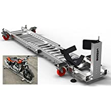 Condor Motorcycle Garage Dolly for Wheel Chock / Trailer Stand