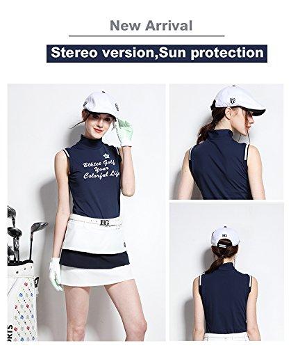 BG Lightweight Golf Cap for Women Summer Cap Sports Golf Running Tennis Hat Golf Bere Caps by BG (Image #2)