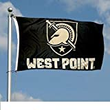 SNP WEST Point Flag 3X5 Army Black Knights