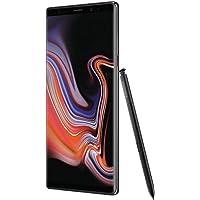 "Samsung Galaxy Note 9 Dual Sim 128GB/6GB Ram Pantalla 6.4"" Camara Dual 12MP+12MP Libre de Fabrica Version Internacional, Negro"