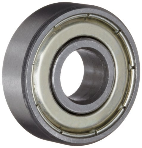 Ten (10) R8ZZ Shielded Bearings 1/2 x 1-1/8 x 5/16 Inch Ball Bearings / Pre-Lubricated