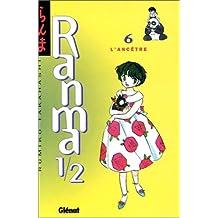 RANMA 1/2 T.06 : L'ANCÊTRE