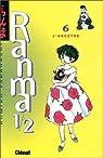 Ranma 1/2, tome 6 : L'ancêtre par Takahashi