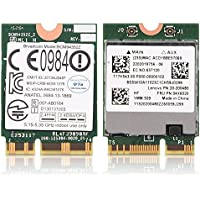 Lenovo Wireless Module, BCM94352Z NGFF 802.11ac Dual Band Wireless WIFI Card Module for Lenovo Y50-70 Touch 04X6020