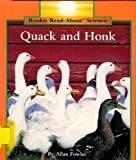 Quack and Honk, Allan Fowler, 0516060120