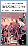 img - for Ireland Since 1800: Conflict and Conformity (Studies in Modern History) book / textbook / text book