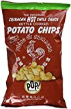 POP! Gourmet Foods, The Original Huy Fong Sriracha Potato Chips, 8oz