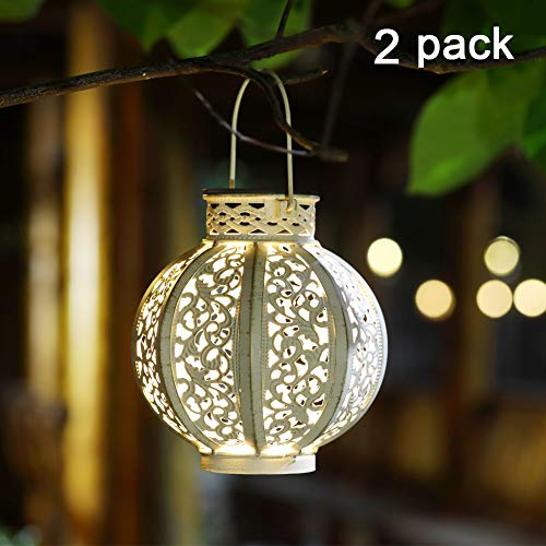 Outdoor Garden Lantern Lights in US - 8